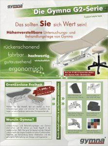 Flyer Gymna g2 Serie