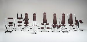 Geräte der gymna w-Move Linie