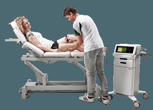gymna shockmaster 500 Behandlung