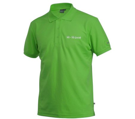 w-Move Polo Green