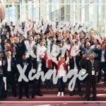 Teilnehmerfoto der Internationale Gymna-Tagung in Amsterdam